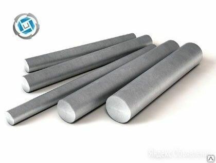 Круг стальной (пруток круглый) 290 мм Ст 45 по цене 46000₽ - Металлопрокат, фото 0