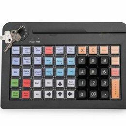 POS-системы и периферия - Программируемая клавиатура Атол KB-60-KU, черная, 0