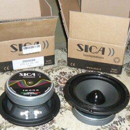 Запчасти к аудио- и видеотехнике - Динамики сч/нч Sica 6M11.5CS, 0