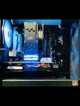 Настольные компьютеры - Пк R5 2600x 6/12 16Gb 3200 1650S 4gb, 0