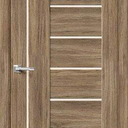 Входные двери - Межкомнатная дверь с экошпоном Браво-29 Original Oak   Magic Fog, 0