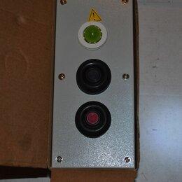 Электроустановочные изделия - Посты кнопочные ПКУ 15-21, 0