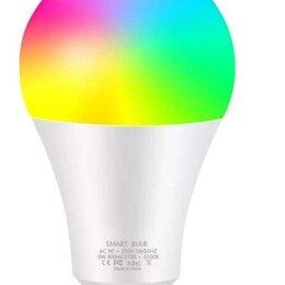 Интерьерная подсветка - Smart лампа wi-fi E27, 0