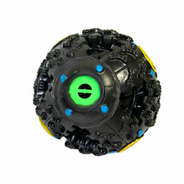 Настольные игры - Мяч черный 10см MTR-0089 , 0