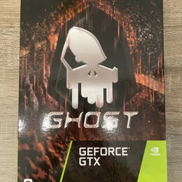 Видеокарты - Gainward GTX 1660ti GHOST \новая\, 0
