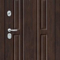 Входные двери - Дверь входная металлическая porta s 55.к12 almon 28 / Dark Oak, ЗАКАЗ, 0