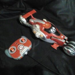 Радиоуправляемые игрушки - Автомобиль перевёртыш, 0