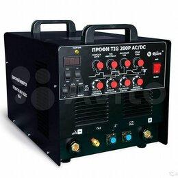 Сварочные аппараты -  Птк профи TIG 200 P AC/DC, 0