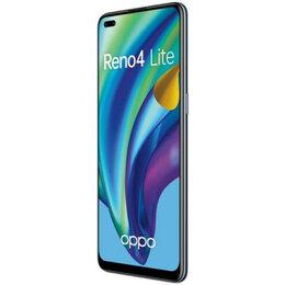 Дисплеи и тачскрины - OPPO Модуль (дисплей+тачскрин) для телефона Oppo Reno 4 Lite, 0