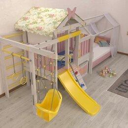 Игровые и спортивные комплексы и горки - Игровой комплекс Савушка Baby 6 розовый, 0