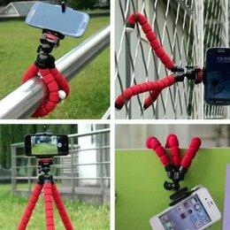 Штативы и моноподы - Штатив Осьминог для телефона,камер, фотоаппарата, 0