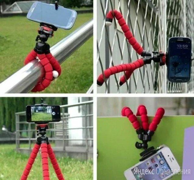 Штатив Осьминог для телефона,камер, фотоаппарата по цене 250₽ - Штативы и моноподы, фото 0