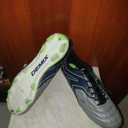 Обувь для спорта - Бутсы размер 44 новые для футбола и регби Demix, 0