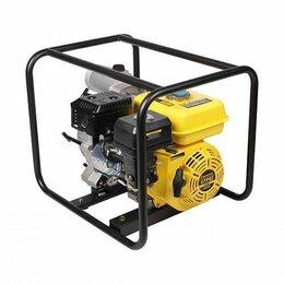 Мотопомпы - Мотопомпа бензиновая CHAMPION GTP82 для грязной воды, 0