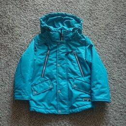 Куртки и пуховики - Куртка демисезонная на мальчика , 104 размер , 0