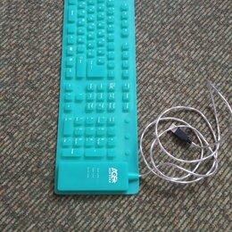 Клавиатуры - Клавиатура силиконовая, 0