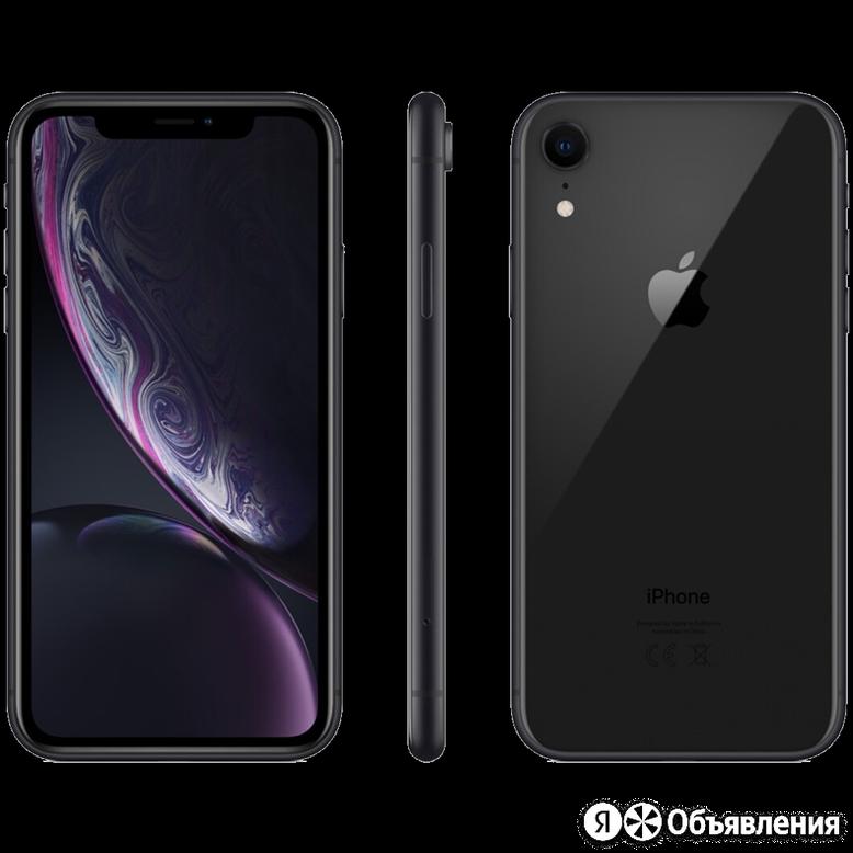 Iphone XR черный по цене 43000₽ - Мобильные телефоны, фото 0
