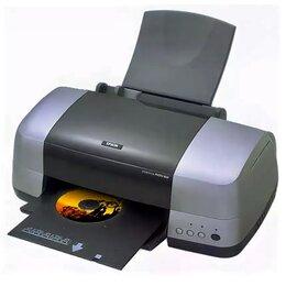 Принтеры, сканеры и МФУ - Принтер Фото Epson StylusPhoto 915, 0
