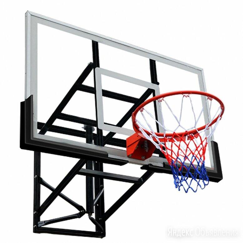 """Баскетбольный щит 60"""" DFC BOARD60P по цене 29990₽ - Стойки и кольца, фото 0"""