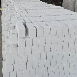 Кирпич - Кирпич силикатный белый забутовочный. Пачками по 684шт., 0