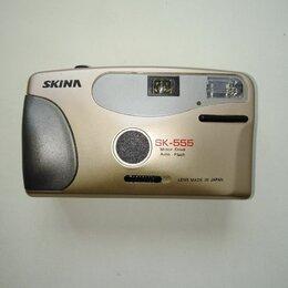 Пленочные фотоаппараты - Пленочный фотоаппарат skina sk-334, 0