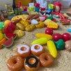 Набор продуктов игрушечные в сумке 140шт. по цене 490₽ - Игрушечная еда и посуда, фото 6