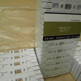 Музыкальные CD и аудиокассеты -  Кассеты TEAC Япония Новые в студийном паке. цена за шт., 0