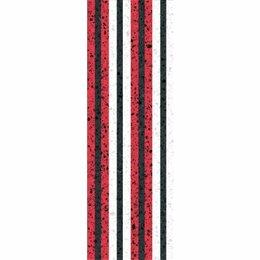Керамическая плитка - Декор Molle red 02 30х90 (5шт), 0