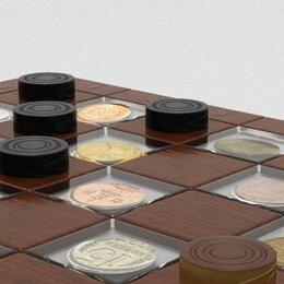Настольные игры - Шашки в подарок, 0