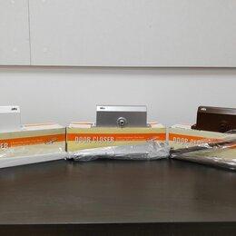 Ограничители и доводчики  - Доводчик Atis DC-603 (Brown, Silver, White), 0