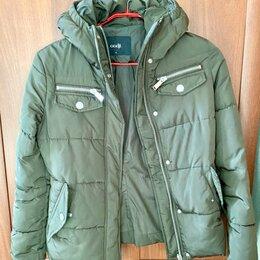 Куртки - Куртка осенняя женская Oodji , 0
