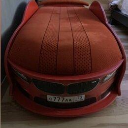 Кроватки - Кровать машина. , 0