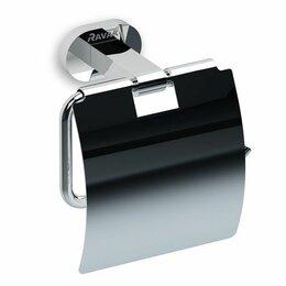Держатели и крючки - Ravak Держатель для туалетной бумаги Ravak CR 400.00, X07P191, 0