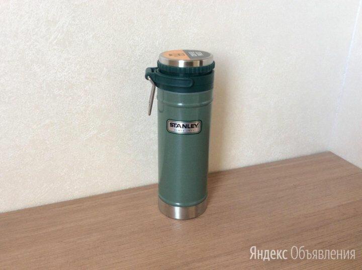 Термос Stanley с кофе-прессом по цене 3000₽ - Термосы и термокружки, фото 0