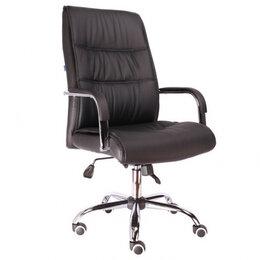Компьютерные и письменные столы - Кресло Everprof Bond TM Экокожа Черный, 0