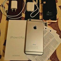 Мобильные телефоны - Продам iPhone 6+ Plus 64 Gb. В Подарок девайсы! , 0
