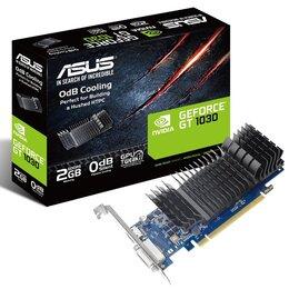 Видеокарты - GT1030-SL-2G-BRK, Видеокарта Asus nVidia GeForce GT 1030 GDDR5 2GB, 0