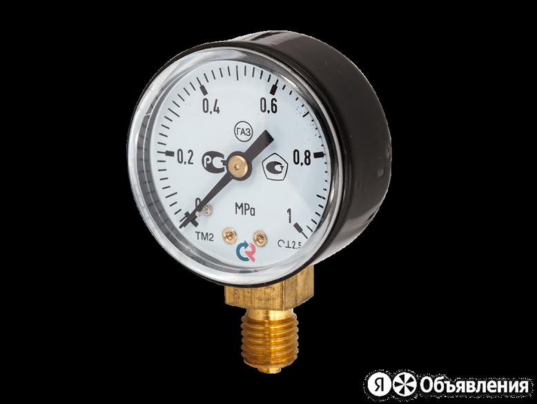Манометр ТМ-210Р 1,0 МПа ГАЗ по цене 355₽ - Измерительные инструменты и приборы, фото 0