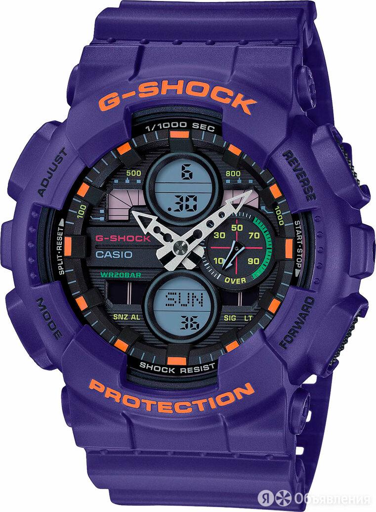 Наручные часы Casio GA-140-6AER по цене 10590₽ - Наручные часы, фото 0