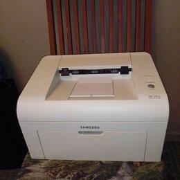 Принтеры и МФУ - Принтер лазерный Samsung ML-2015, 0