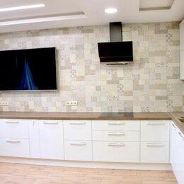 Дизайн, изготовление и реставрация товаров - Кухня гостиная в доме современный стиль, 0