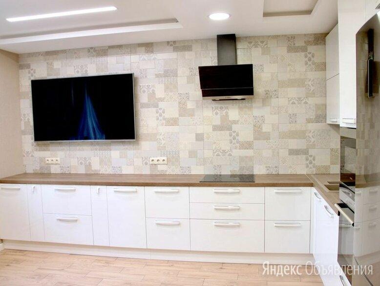 Кухня гостиная в доме современный стиль по цене 115000₽ - Дизайн, изготовление и реставрация товаров, фото 0