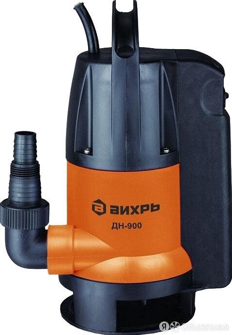 Дренажный насос Вихрь ДН-900 по цене 4150₽ - Насосы и комплектующие, фото 0
