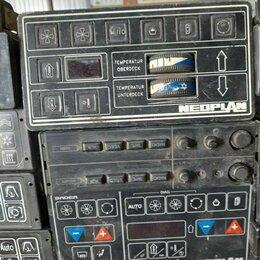 Спецтехника и навесное оборудование - Блок управления климат контролем неоплан bader, 0