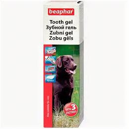 Увлажнение и питание - BEAPHAR TOOTH GEL 100г - зубной гель , 0