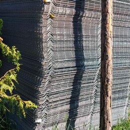 Заборчики, сетки и бордюрные ленты - Забор 3D оцинкованный сетка сварная вольер, 0