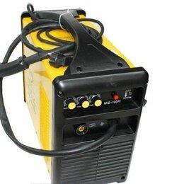 Сварочные аппараты - Сварочный полуавтомат 180 А. Denzel, 0