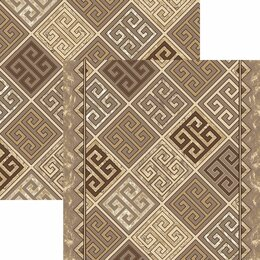 Ковролин - Палас 2,5м ширина  арт1698/103 , 0