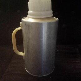 Термосы и термокружки - Термос 3 л Качество СССР алюминиевый.  Доставка , 0