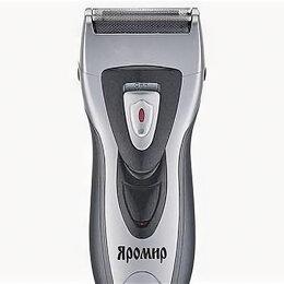 Электробритвы мужские - Бритва электрическая яромир яр-100 черная с серебр, 0